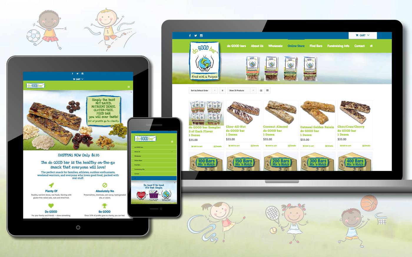 Ecommerce Web Site Design