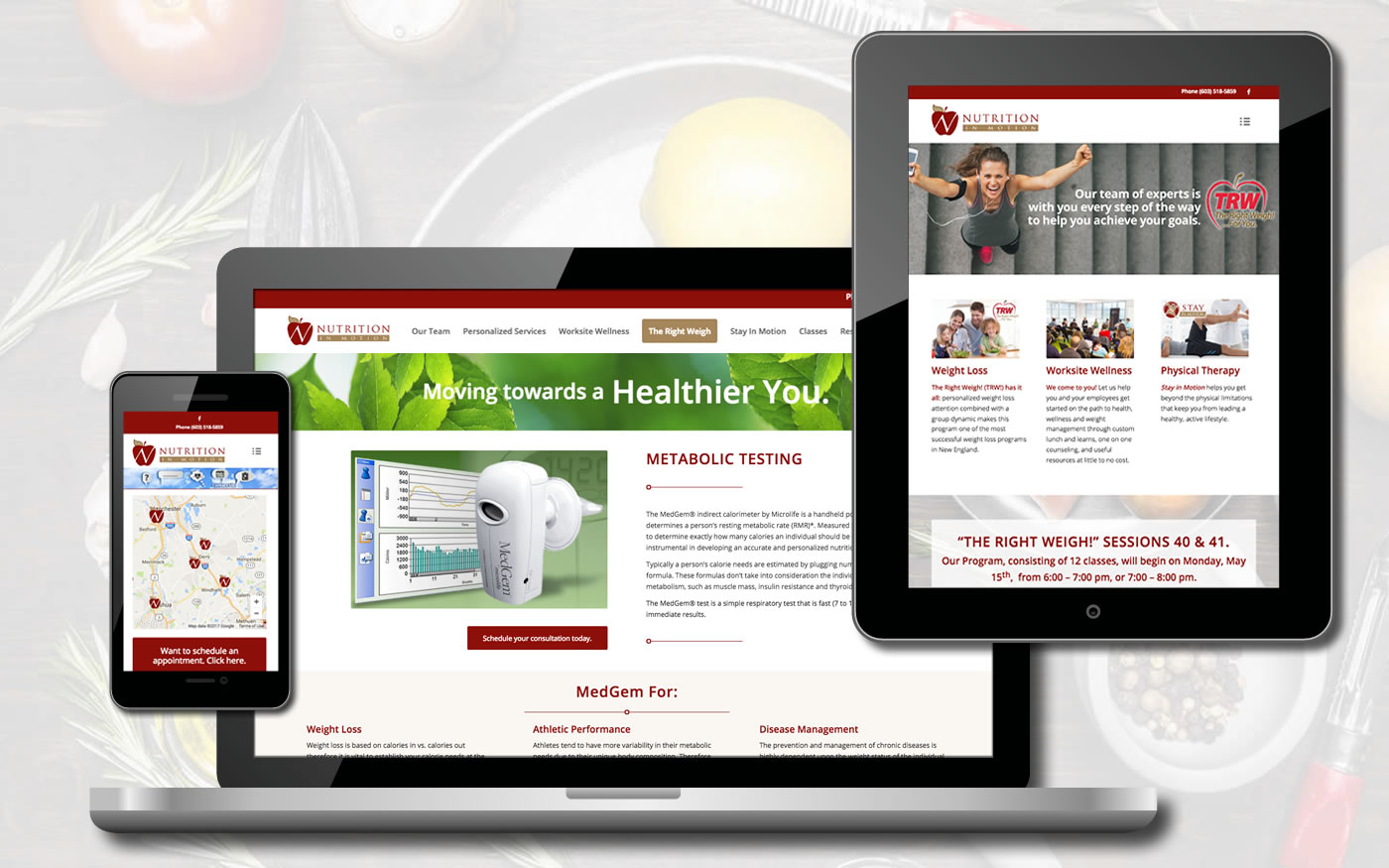 Web Site Portfolio